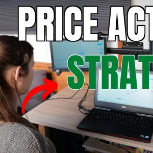 Clean Forex Scalping Price Action Strategy 2021 (step by step)
