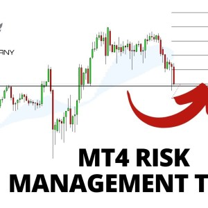 """How to Create a """"Risk to Reward"""" Tool for Free on Metatrader4"""