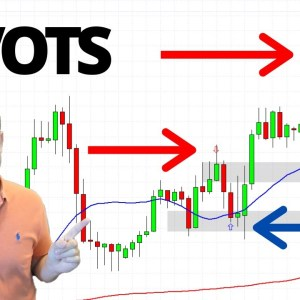 How to Trade Forex with Price Action Pivots: Key Support & Resistance!
