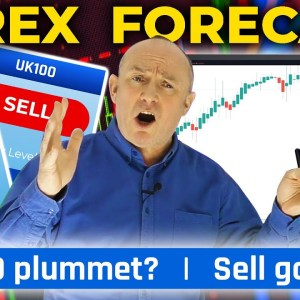 Will USD plummet?! EUR economy under stress?! This & MORE! (Forex Signals Forex Forecast)