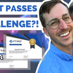 He Passed 2 $100K FTMO Challenges With A Forex Robot…
