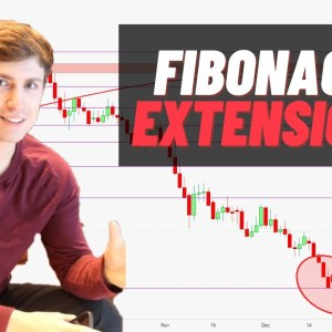 How to use Fibonacci Extensions like a Pro: Find Better Trade Exits!