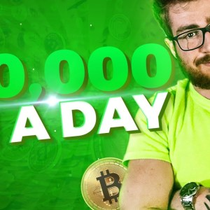 How To Make $10,000 PER DAY Trading Forex And Bitcoin