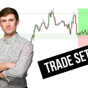 My Top Forex Trading Setups for this Week: EUR/USD, GBP/USD, XAU/USD!