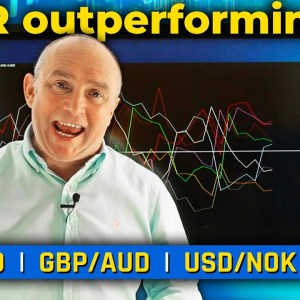 EUR is OUTPERFORMING?! Discussing GBP/USD, GBP/AUD & More! (Forex Forecast)