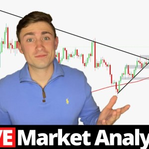 Live Forex Trading: New York Session | GBP Falls Further... Time to Buy?