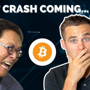 The Biggest Crash In History Is Coming   Good For BTC Holders?