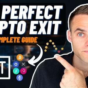 BEST TIME TO SELL CRYPTO | The Ultimate Crypto Exit Strategy 2021(Guide)