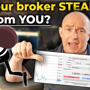 Is Your Forex Broker STEALING from You? Slippage EXPLAINED!