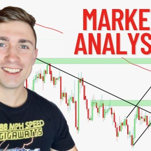 Live Forex Trading: New York Session | Buy the GBP Pullback?
