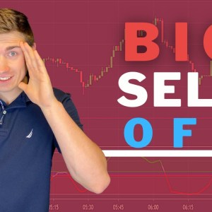 Markets Crashing! What's Going On? Forex & Indices Trading Setups Today