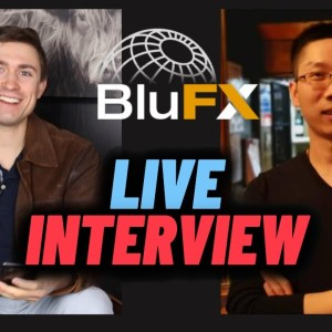 Best Forex Prop Firm? Live Interview with Song from BluFx!