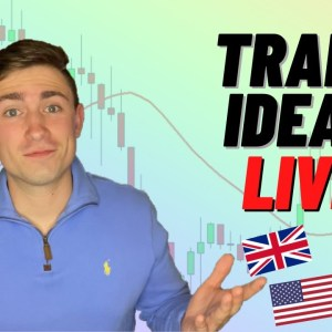 Live Forex Trading: New York Session | NZD Crashes, GBP Rallies