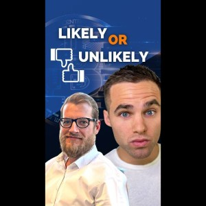Crypto Game - Likely Or Unlikely with Lee Rider #shorts