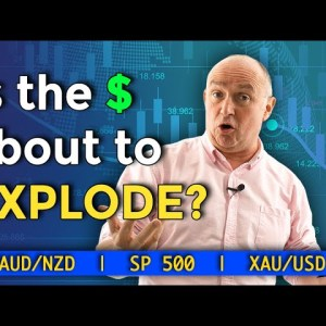 💣 Is the USD about to explode? (Weekly Forex Forecast)