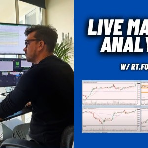 LIVE Forex Trading Setups with RT Forex! XAUUSD, EURUSD, GBPUSD, & More!