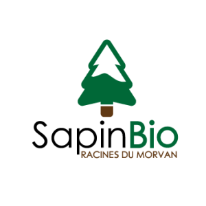 LOGO Sapin Bio noël