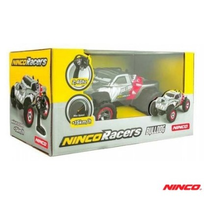 coche rc bulldog ninco