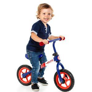 Bicis sin pedales azul
