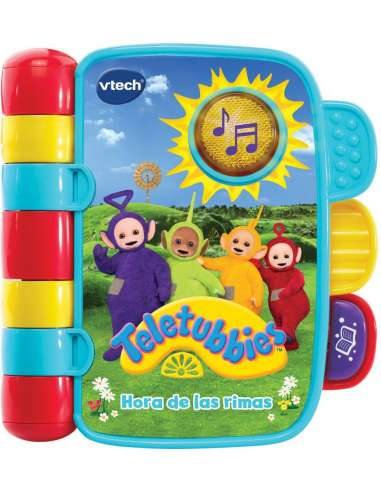 primeras canciones teletubbies vtech