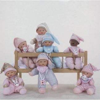 muñeca sueñecitos blanditos perfumados