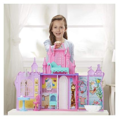 castillo princesas disney