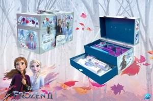 Maletín metálico Frozen2