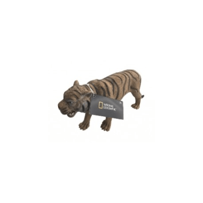 ANIMALES SALVAJES 30CM TIGRE