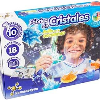 Science4you-Fábrica de Cristales