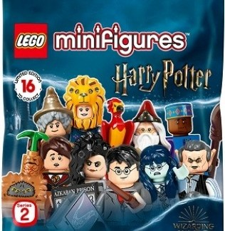LEGO Harry Potter MINIFIGURAS Edic.2