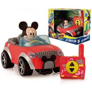 CITY FUN R/C CAR MICKEY