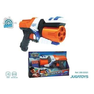 Pistola Lanzadardos Ultimate Zeta