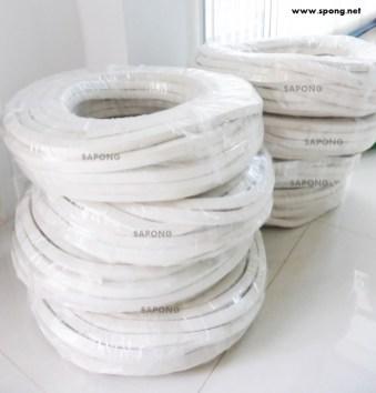 white-epdm-sponge-rubber