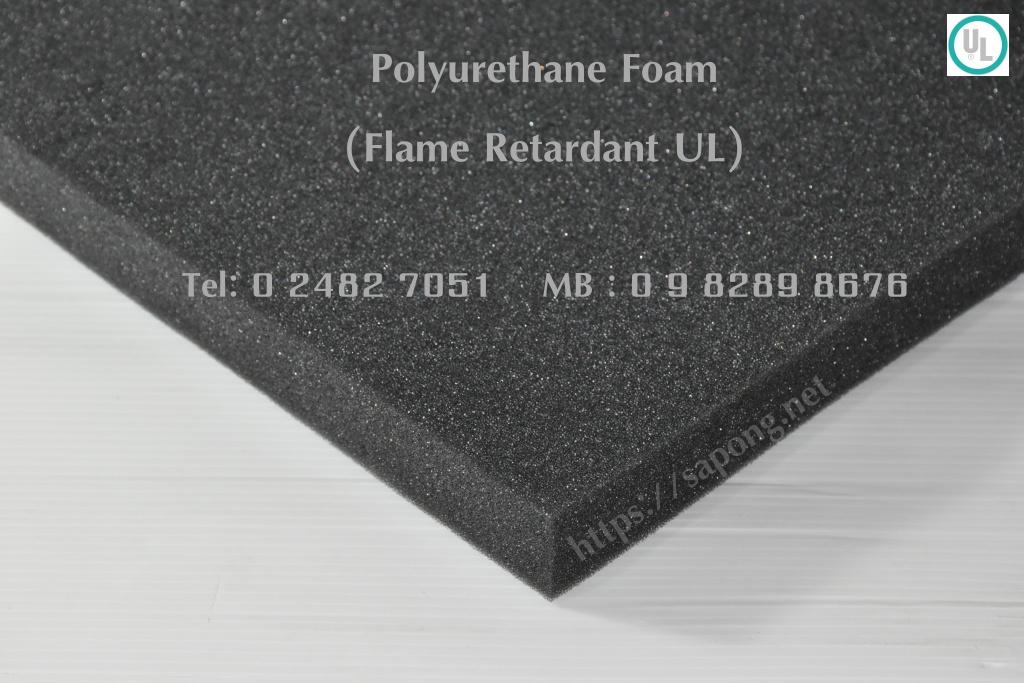 P.U Foam กันลามไฟ