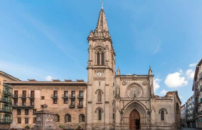 Catedral de Santiago de Bilbao Monumento Histórico-Artístico
