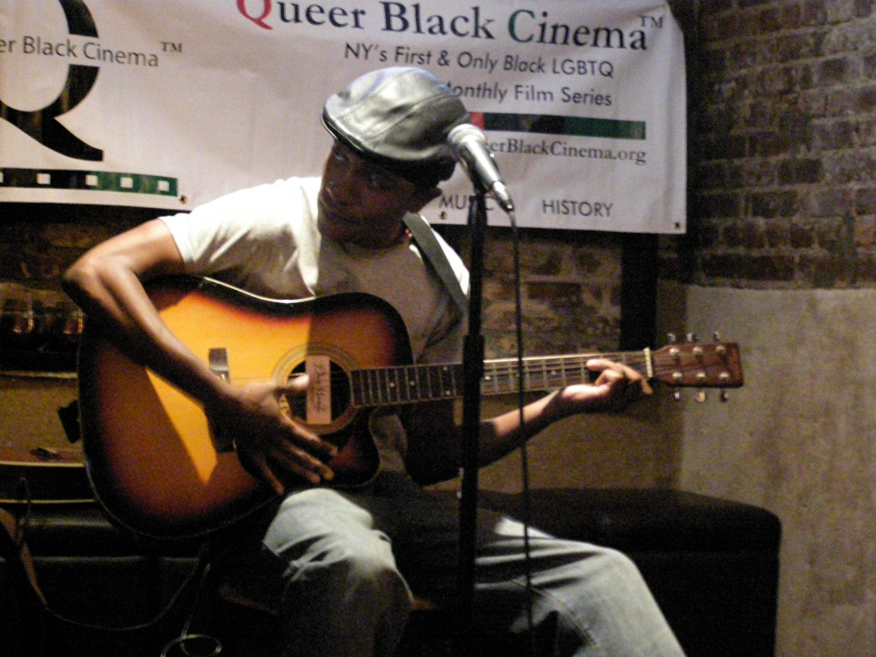 Tyran Gem, singer/songwriter