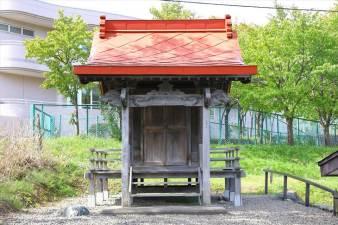 北ノ沢神社 本殿