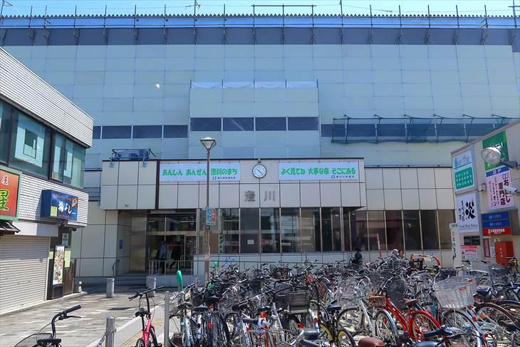 地下鉄南北線 澄川駅