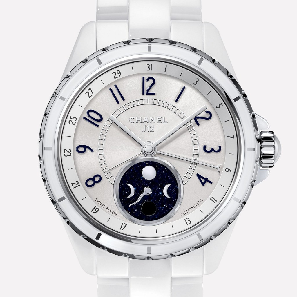CHANEL J12 MOONPHASE H3404