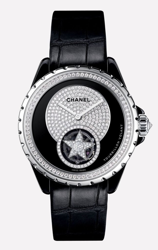 CHANEL J12 FLYING TOURBILLON H3844 38mm