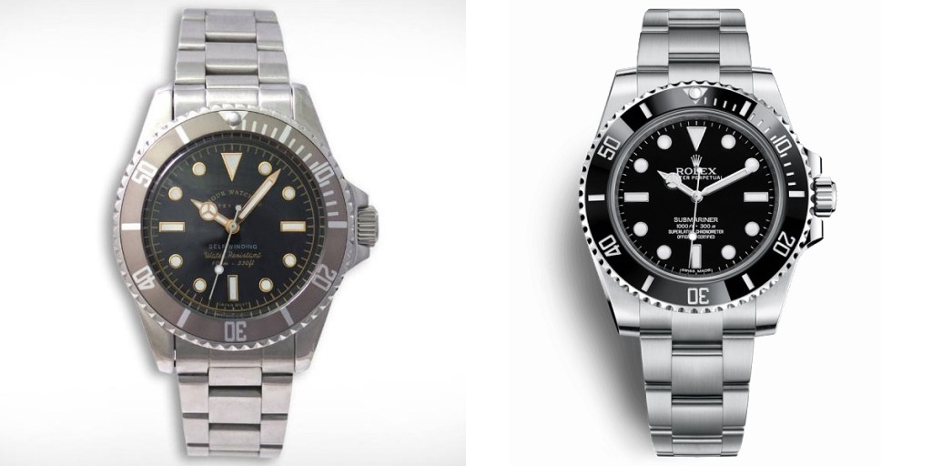 VAGUE WATCH Co. GF-L-001 ROLEX 114060