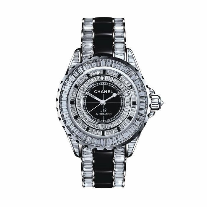 CHANEL J12 HIGH JEWELRY 38mm H1636