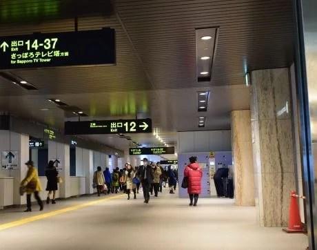 札幌地下鉄に到着メロディ、26駅で2月4日から開始