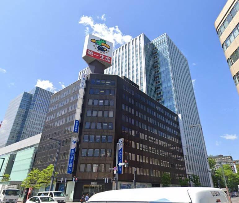 第一生命ビル札幌