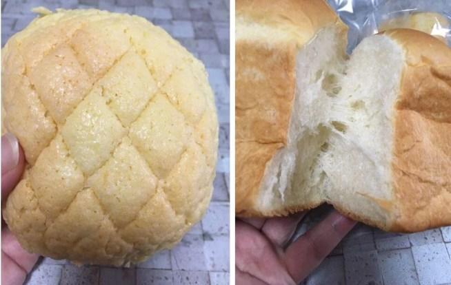 もっちりパン