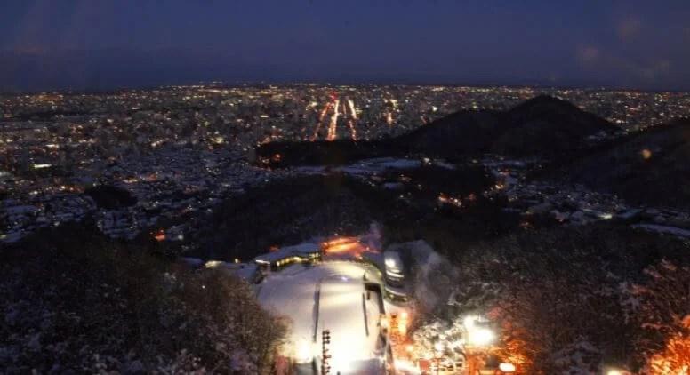 大倉山夜景