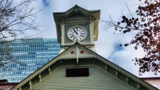 時計台の赤星