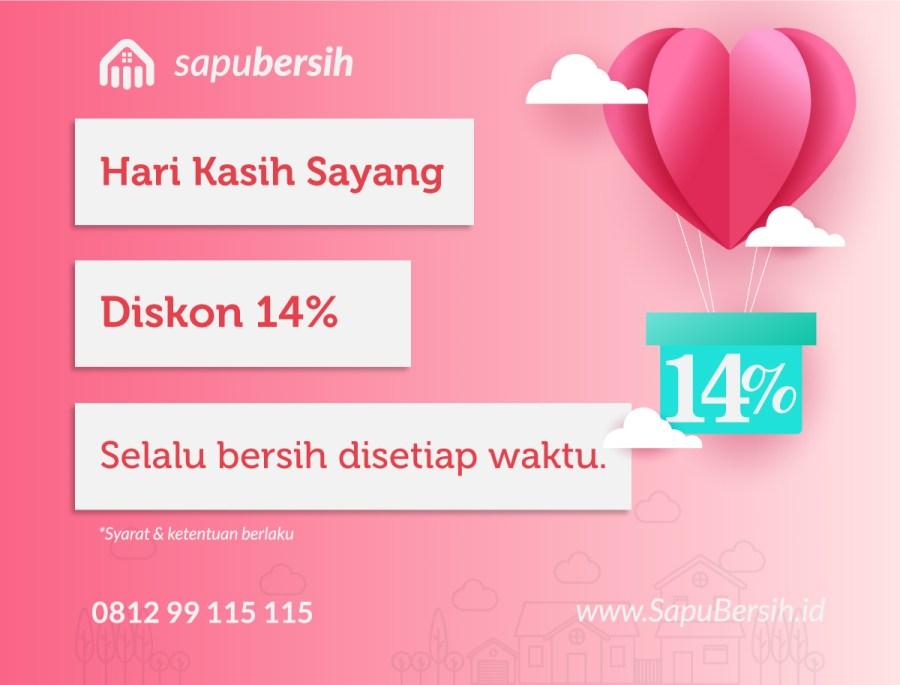Promo Hari Valentine Diskon Besar Bandung