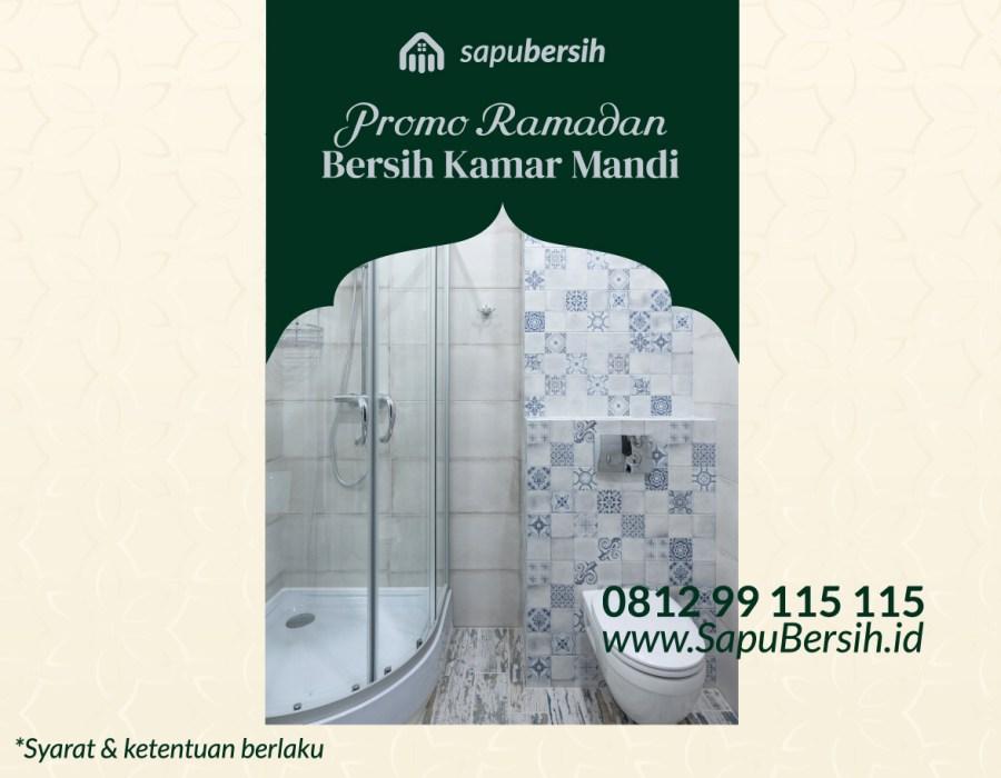 Promo Ramadan Salon Toilet Bandung