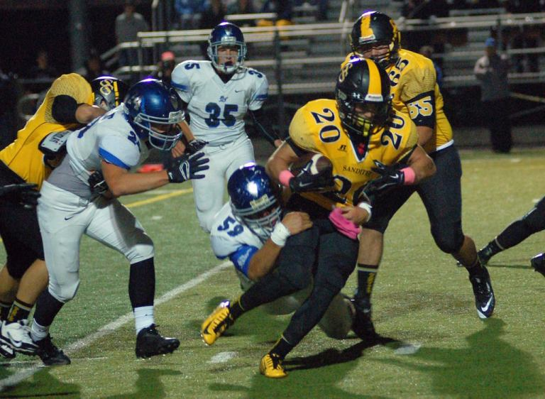 Chieftains, Sandites Rivalry goes back 89 years
